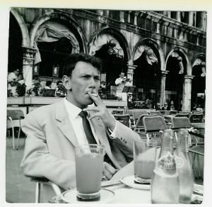Private 001 1960 James in Venice - Italy